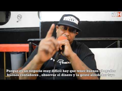 DJ PREMIER - ENTREVISTA EXCLUSIVA POR RADIO DOBLE HH ARGENTINA
