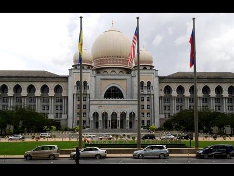 Malaysia l Visit to Putrajaya in 2012