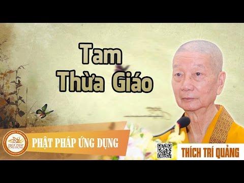 Tam Thừa Giáo