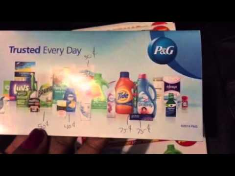 Over $20 in Coupons with Family Dollar & P&G