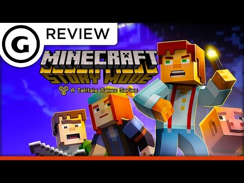 Minecraft: Story Mode - Review