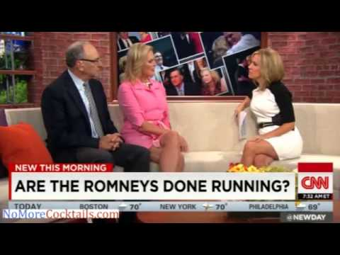 Ann Romney seems to walks back declaration Mitt is done: 'Never say never'