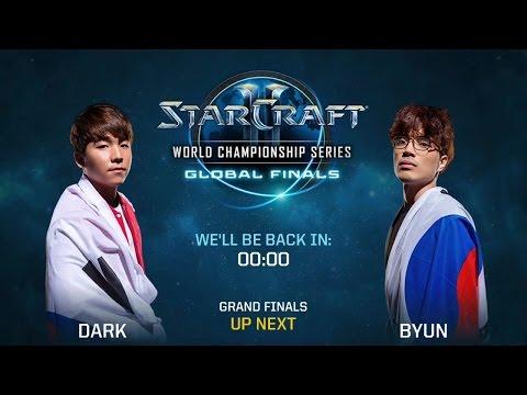 Dark Vs. ByuN ZvT - Finals - WCS Global Finals 2016 - StarCraft II
