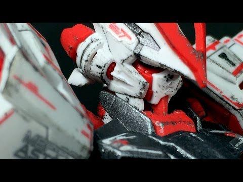 1/144 RG Gundam Astray Red Frame   REVIEW