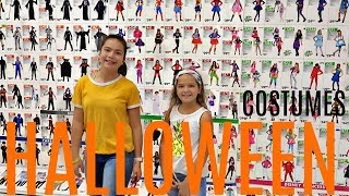 HALLOWEEN COSTUME SHOPPING / WHAT HALLOWEEN COSTUME SHOULD WE WEAR THIS YEAR ? |SISTERFOREVER