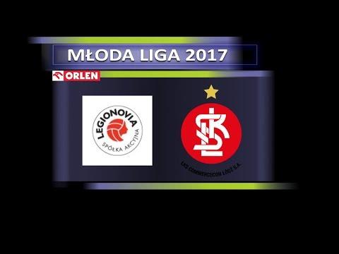 Młoda Liga Kobiet 2017: Legionovia Legionowo - ŁKS Szkoła Gortata Łódź