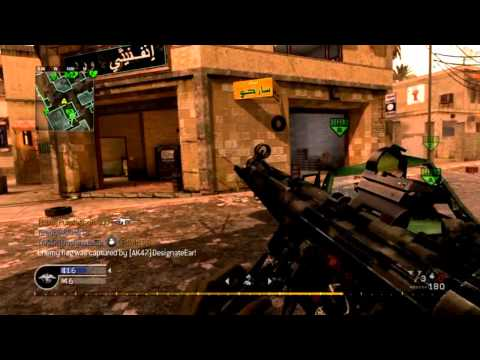 COD4 : 43-7 w/ AK-74u on Strike - Black Ops Thoughts (08:36). Check out some of my other videos: 49-7 w/ FAMAS on Bailout www.youtube.com 67-6 w/ SCAR-H on
