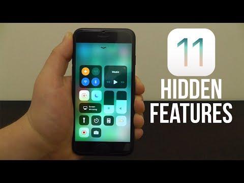 iOS 11 Hidden Features – Top 11 List