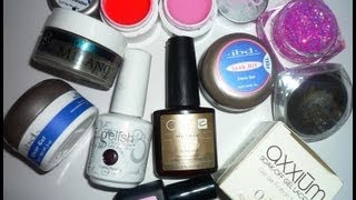 UV Gels for Nails - All you need to know about them
