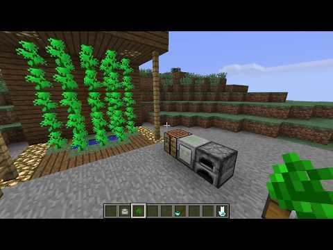Minecraft HERBLORE MOD