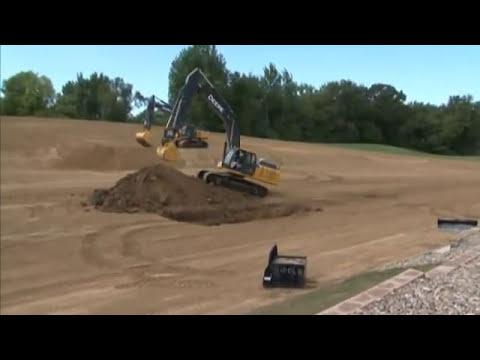 Demostración de Equipo John Deere - Excavadoras