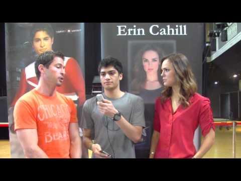 Erin Cahill and jason faunt