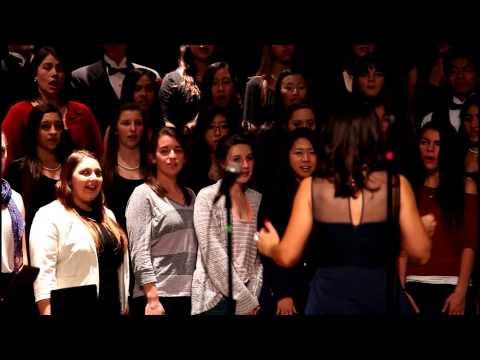 Pascack Valley High School Choir Performance: Holiday Harmonies 12.18.13