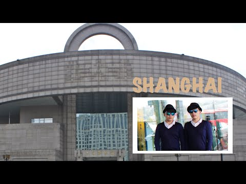 Shanghai Travel Guide, Day 7 ( Xiantiandi, Shanghai Museum, Shanghai Ocean Aquarium)