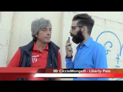 Riccardo Zagaria intervista nel dopo partita- 1^ Campionato ASD Canosa del 14/9/2014