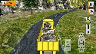 Heavy Truck Driver Cargo Deliver Game    Truck Pick and Drop Game    Heavy Truck Racing game