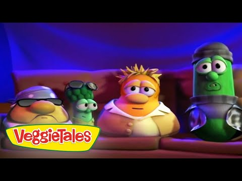 Veggie Tales   Belly Button   Silly Song Compilation   Veggie Tales Silly Songs With Larry