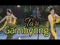 Bikin Kagum Penarinya - Tari Gambyong Parianom