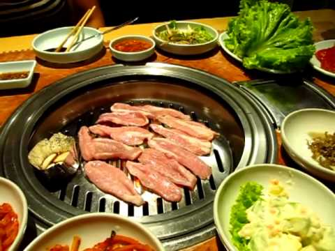 0 BBQ @ Doorae Korean Food Restaurant Sukhumvit Plaza by Asoke BTS   Phil in Bangkok