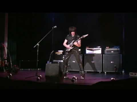 Burn - Michael Angelo Batio Live