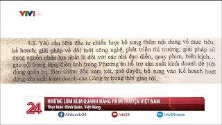 Những lùm xùm quanh Hãng phim truyện Việt Nam | VTV24