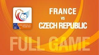 Франция : Чехия