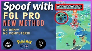 FGL Pro Tutorial: Spoof on Pokemon Go in any ANDROID VERSION | Spoof without ban and computer