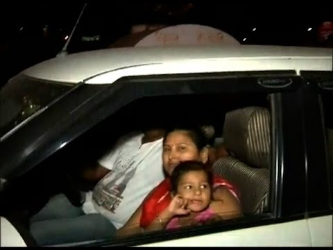 Ground Report: People in Patna made cars their only shelter!