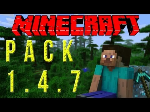 Pack de Mods Minecraft 1.4.7