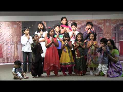 Navkar Mantra - Diwali Mnk Jsocf 2013 video