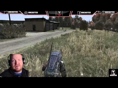 DayZ Standalone 0.55 (Land Mine that can be Buried, Watch Out!!! for Activating it Though)