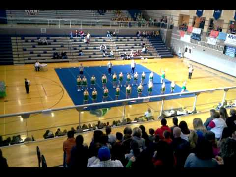 2011 Cheer Competition ~ Lake Hazel Middle School