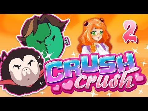 Crush Crush: Fingerblasting - PART 2 - Game Grumps