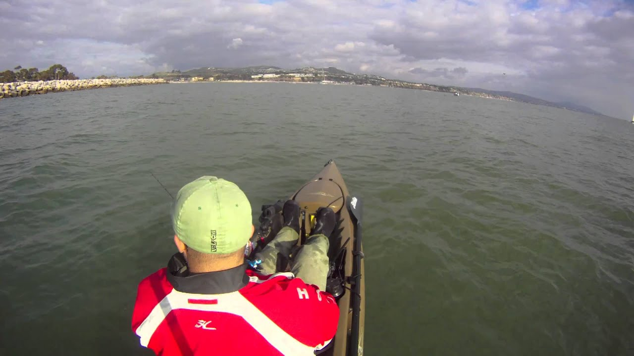 Drifting for halibut dana point ca youtube for Dana point fish report