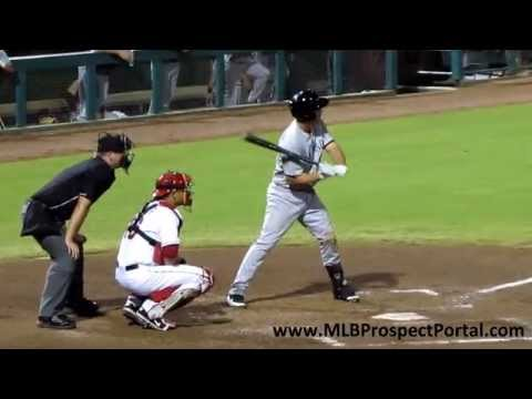 Rockies 3B Nolan Arenado - Arizona Fall League 2011 - Salt River Rafters