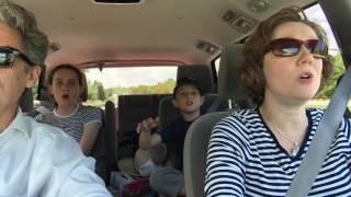 My Shot - Family Karaoke - Hamilton
