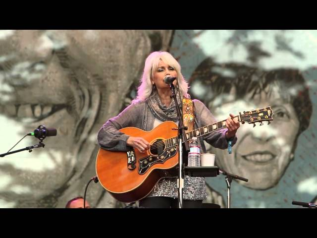 Luxury Liner - Emmylou Harris - 2014 Hardly Strictly Bluegrass