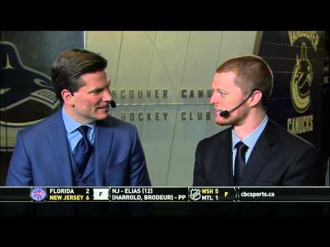 After Hours with Cory Schneider - 04.20.13 - HD