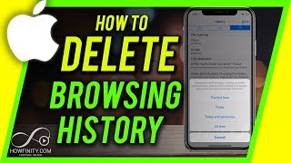 How to Clear Browsing History on iPhone or iPad