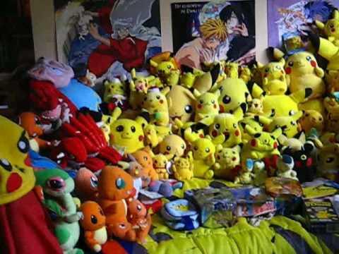 My Pokemon Plush Collection Youtube