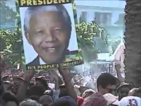 光輝歲月 by Beyond - dedicated to Nelson Mandela