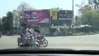 Sargodha | Cantonment | Pakistan