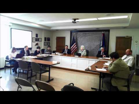 Board of Commissioners Meeting October 12, 2015