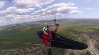Клементьева полет в коконе