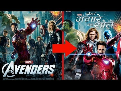 Top 12 Most Absurd & Hilarious Hindi Names Of Hollywood Movies