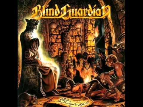 Blind Guardian - The Wizard by Uriah Heep