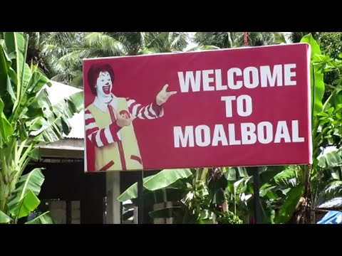 Philippines Tourism ~ Moalboal ~ Panagsama Beach ~  My Motorcycle Adventures on Cebu Island