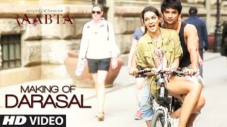download lagu Making Of Darasal  Song  Raabta   gratis