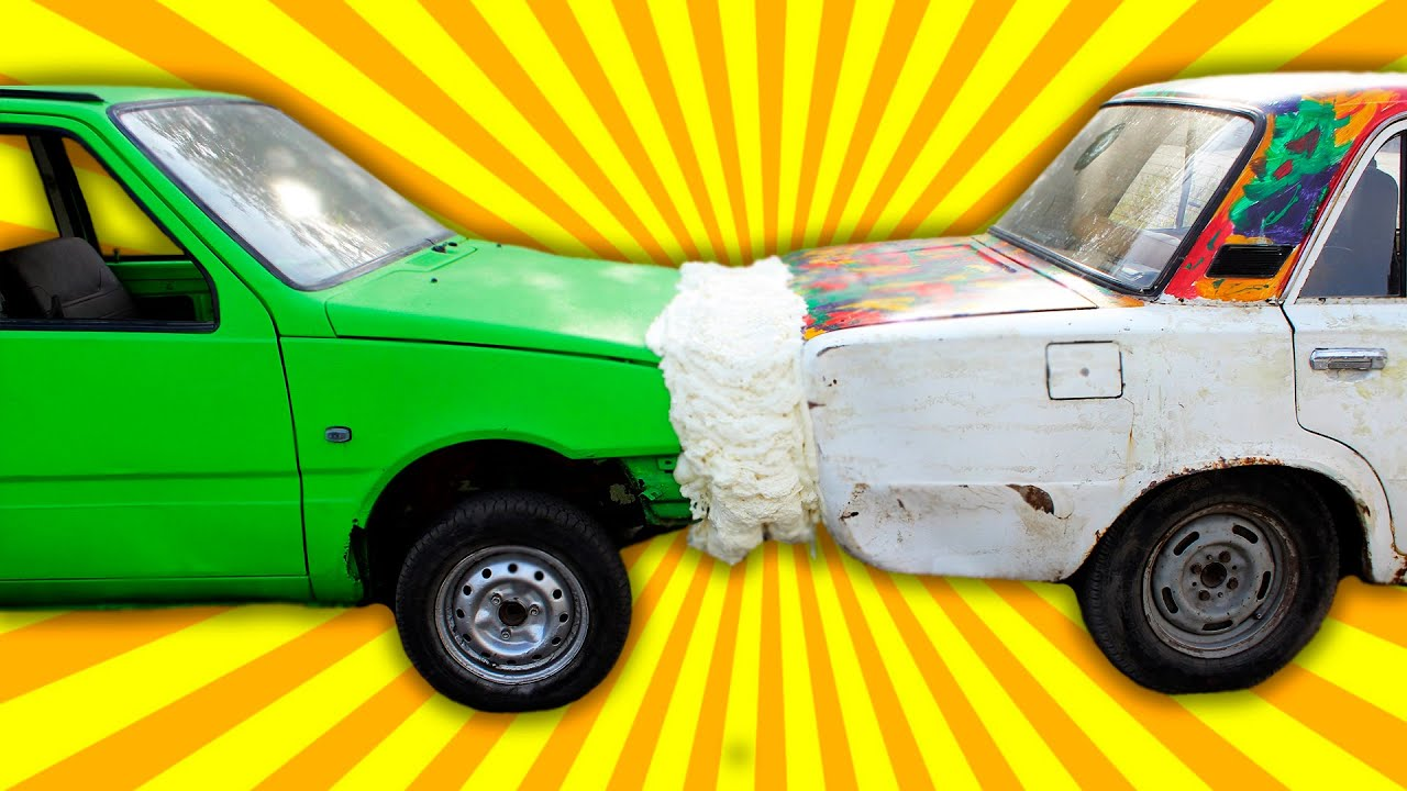 Супер тюнинг Оки от Авто ВАЗ - фото и видео 97