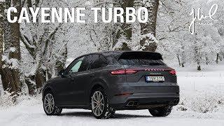 Porsche Cayenne Turbo 2019 - REVIEW - EP 054